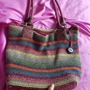 The Sak Cambria crochet tote bag